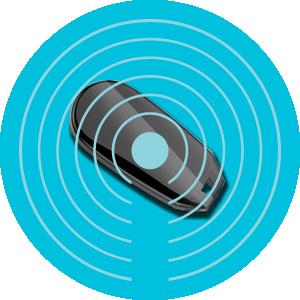 iBeacon устройство